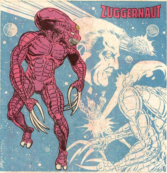 Zuggernaut (New Earth)