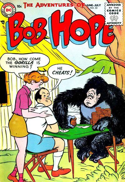 Adventures of Bob Hope Vol 1 33