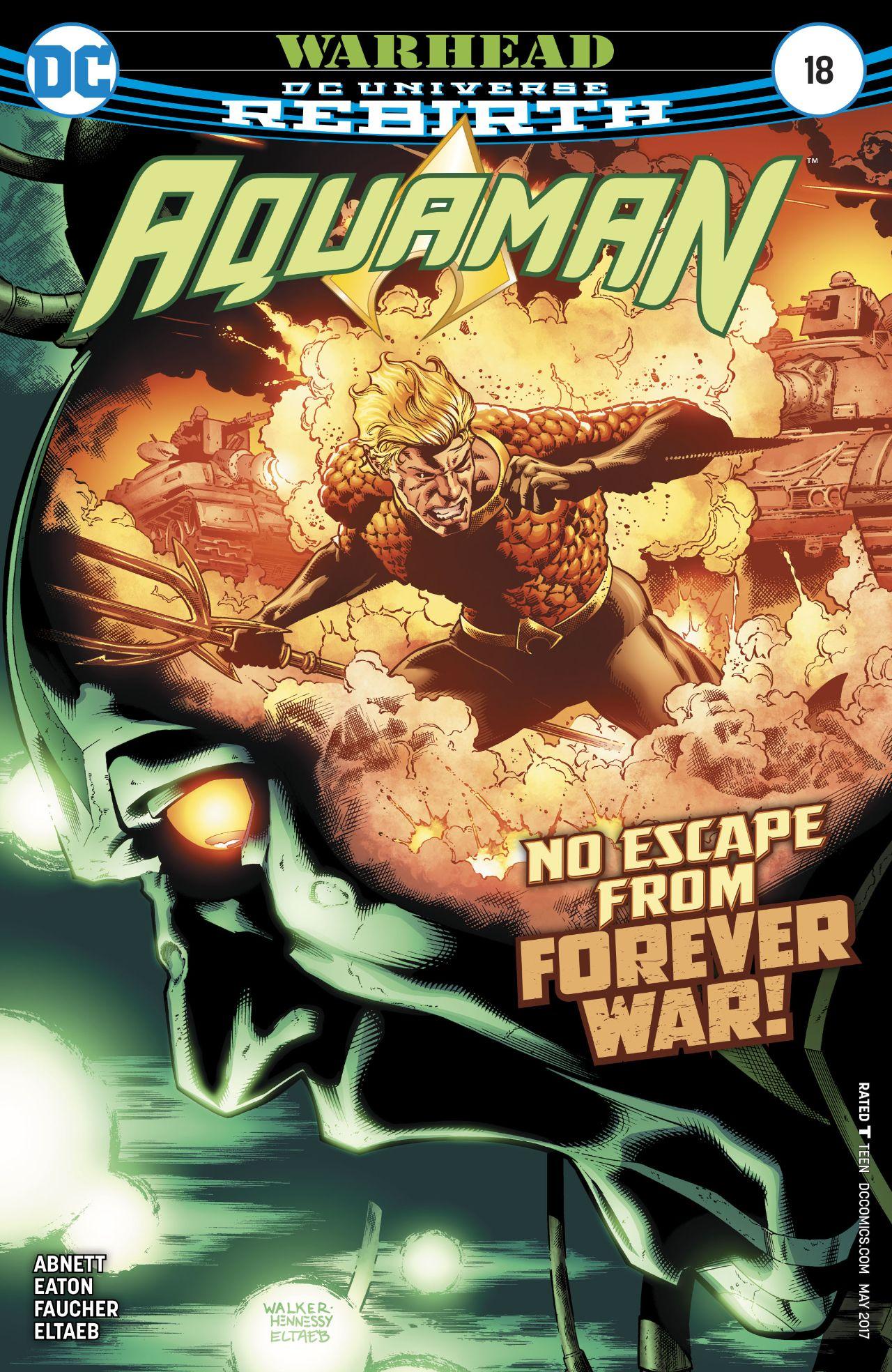 Aquaman Vol 8 18