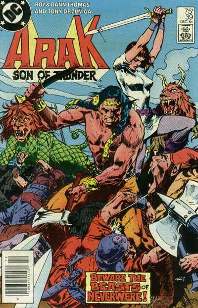 Arak: Son of Thunder Vol 1 39
