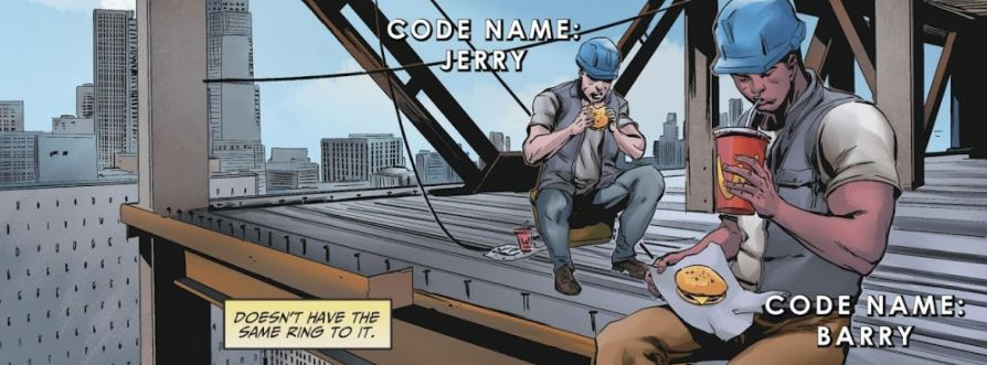 Barry (Injustice)