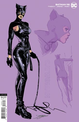 1:25 Catwoman Variant