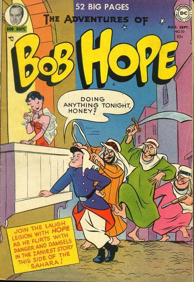 Adventures of Bob Hope Vol 1 10