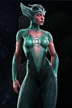 Boodikka (Green Lantern Movie)