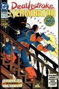 Deathstroke the Terminator Vol 1 27