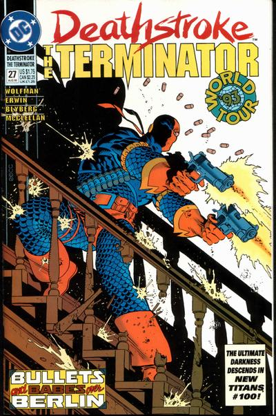 Deathstroke the Terminator Vol 1 27