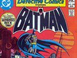 Detective Comics Vol 1 498