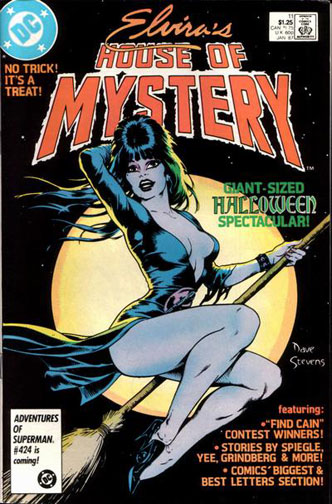 Elvira's House of Mystery Vol 1 11