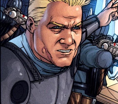 Commander Gor