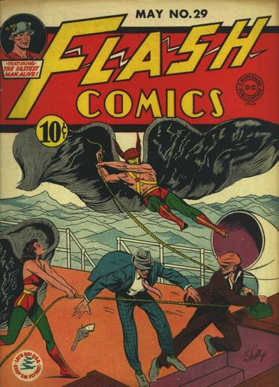 Flash Comics Vol 1 29