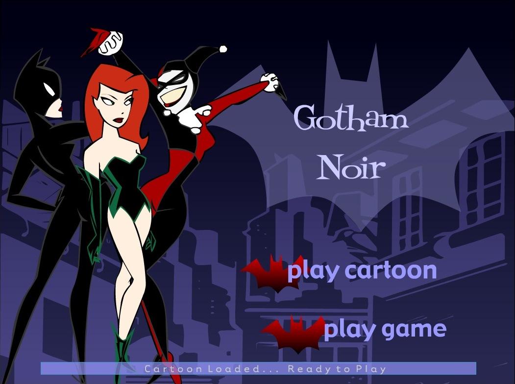 Gotham Girls (Webseries) Episode: Gotham Noir