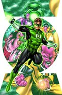 Hal Jordan and the Green Lantern Corps Vol 1 1 Textless