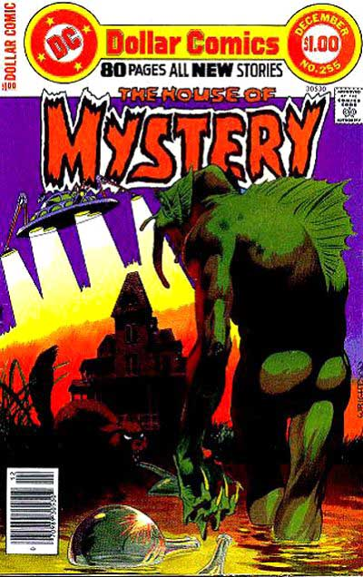 House of Mystery Vol 1 255