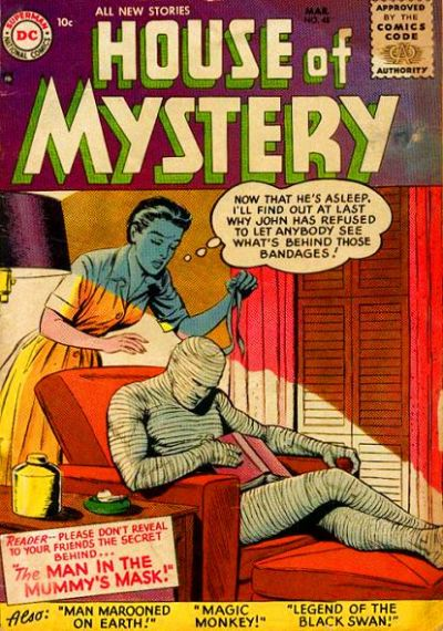 House of Mystery Vol 1 48
