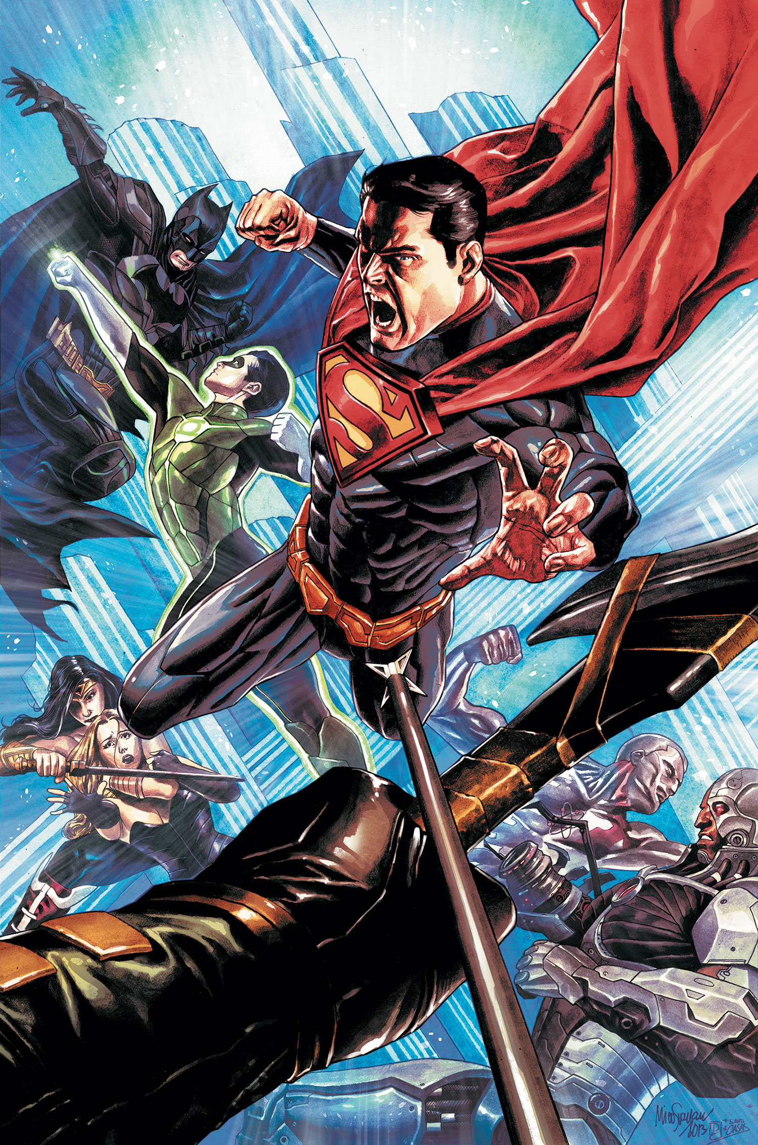 Injustice Gods Among Us Vol 1 11 Textless.jpg
