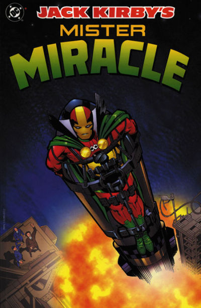 Jack Kirby's Mister Miracle (Collected)