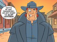 Jonah Hex Scooby-Doo Team-Up 001