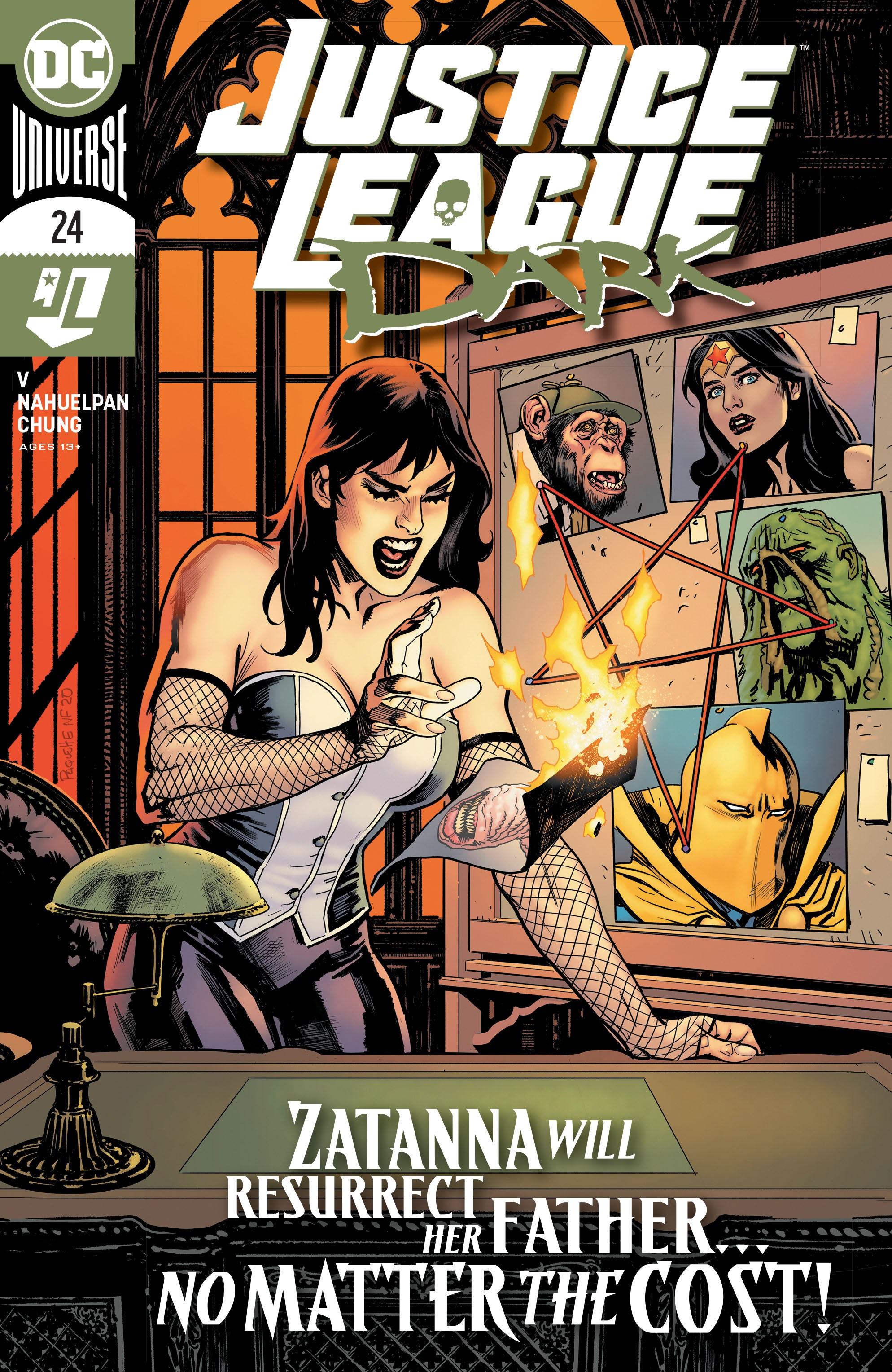 Justice League Dark Vol 2 24