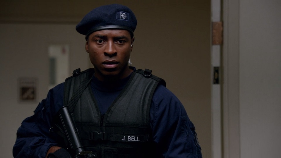 Justin Bell (iZombie TV Series)