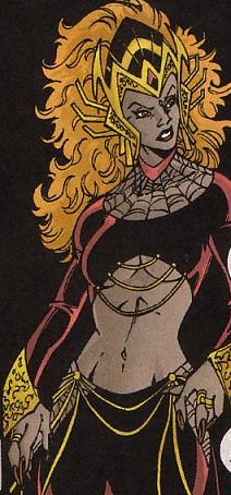 Lady Zand (New Earth)