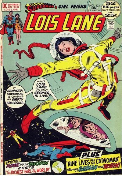 Superman's Girl Friend, Lois Lane Vol 1 123