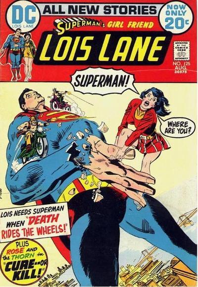 Superman's Girl Friend, Lois Lane Vol 1 125