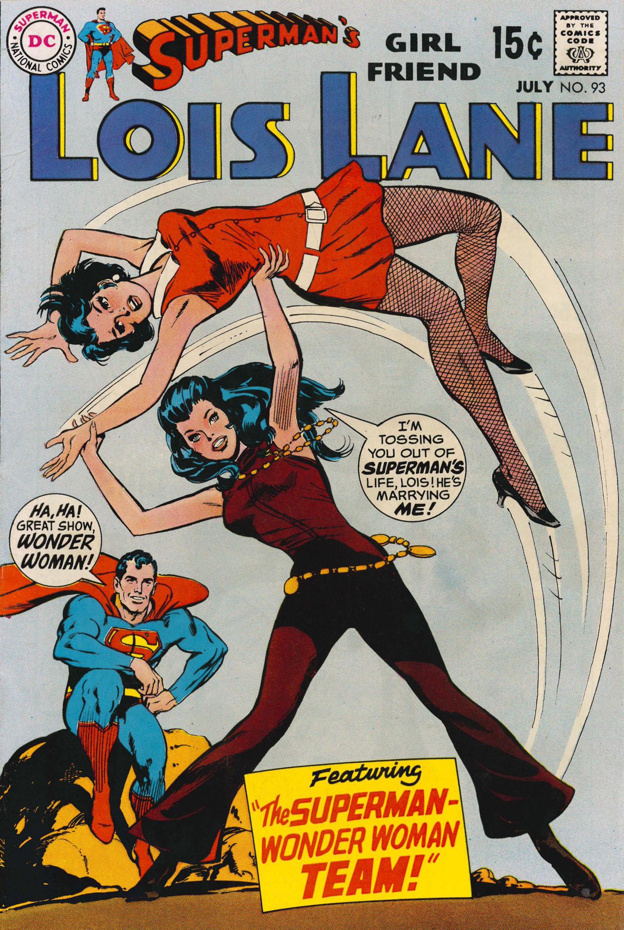 Superman's Girl Friend, Lois Lane Vol 1 93