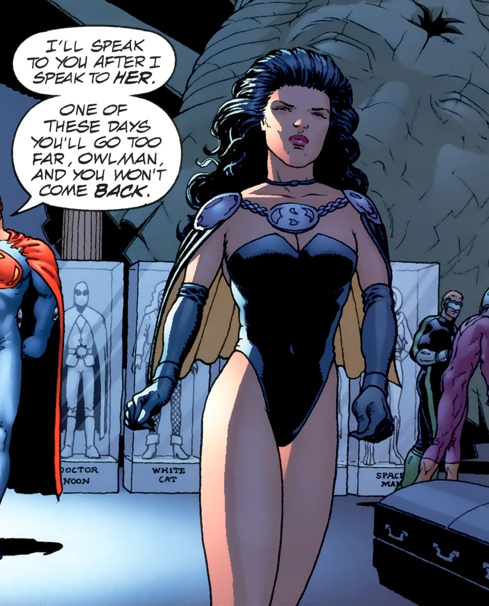Lois Lane (Antimatter Universe)
