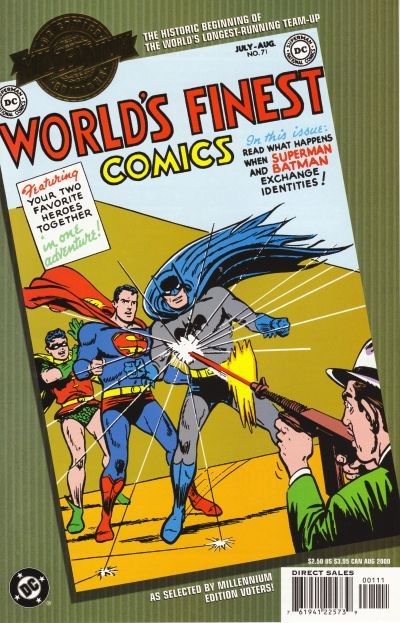 Millennium Edition: World's Finest Vol 1 71