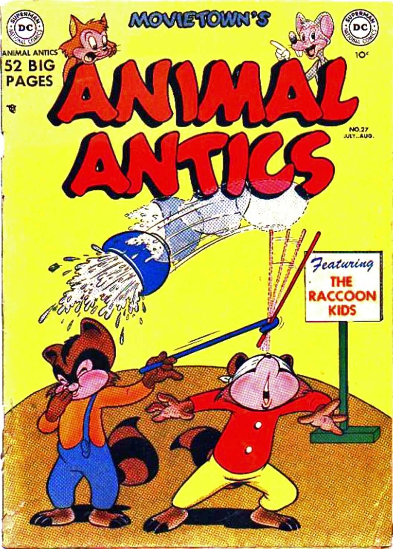 Movietown's Animal Antics Vol 1 27