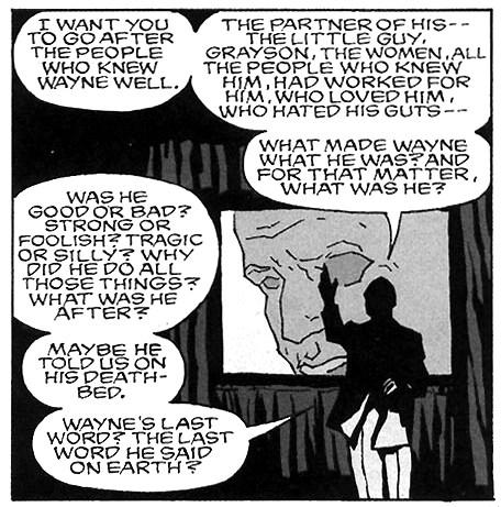 Perry White (Citizen Wayne Chronicles)