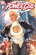 Power Girl Vol 2 1B