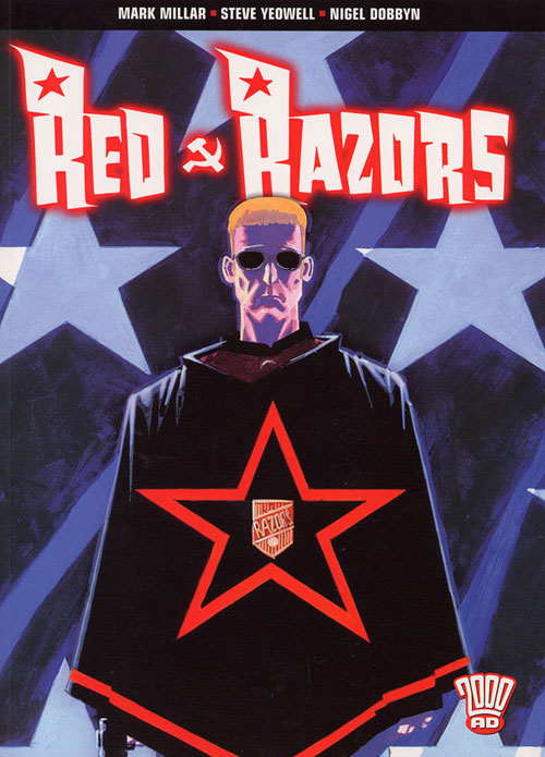 Red Razors (Collected)