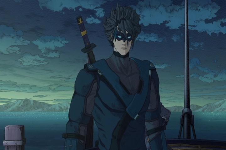Richard Grayson (Batman Ninja)