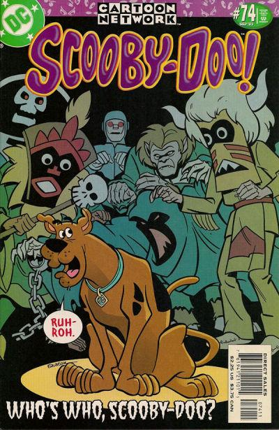Scooby-Doo Vol 1 74