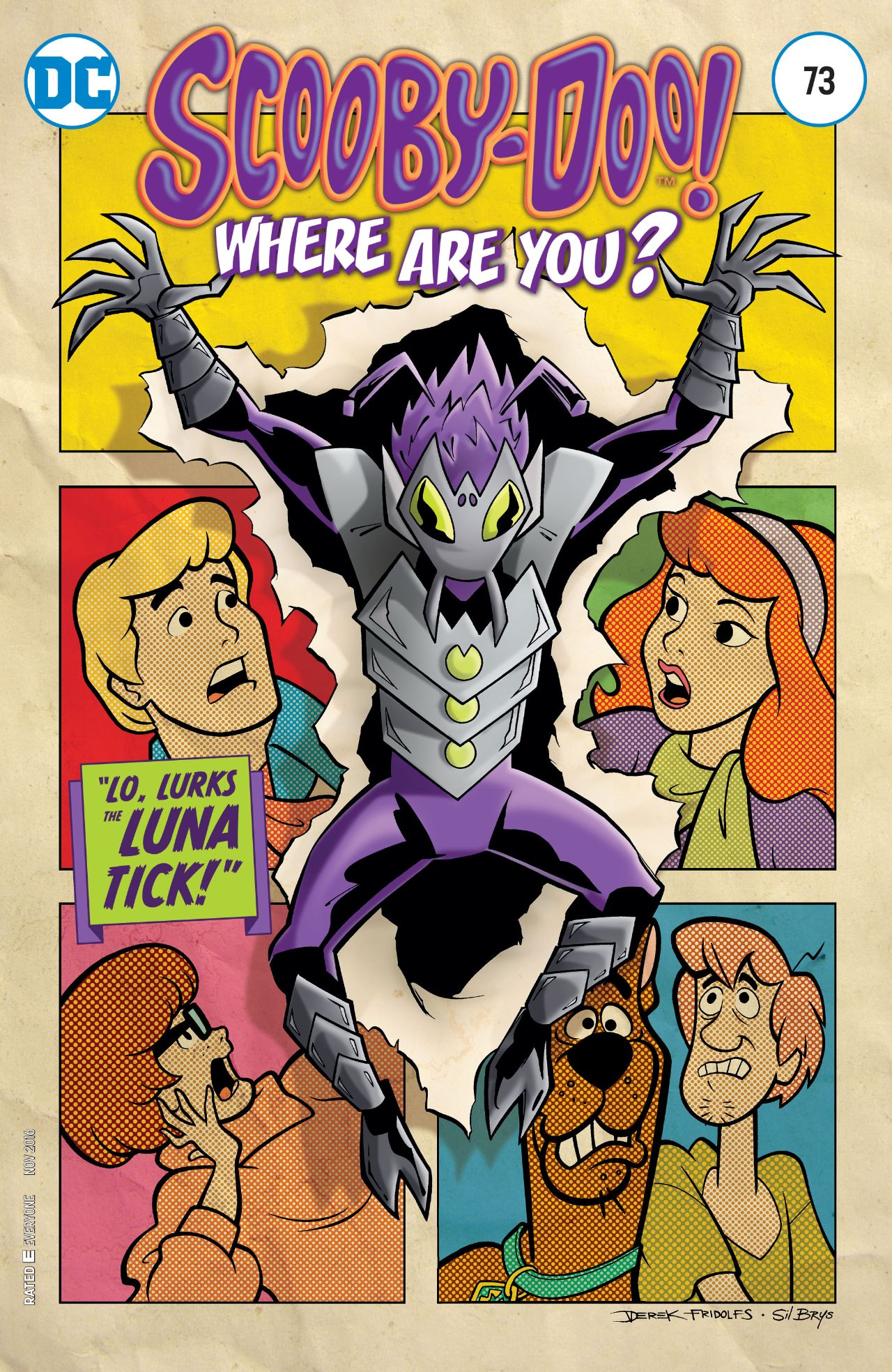 Scooby-Doo, Where Are You? Vol 1 73