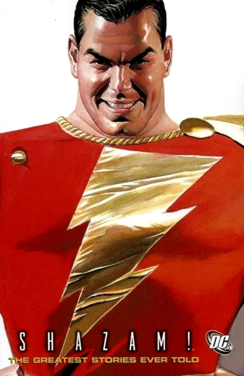Shazam!: The Greatest Stories Ever Told (Collected)