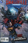 Smallville Season 11 Vol 1 8