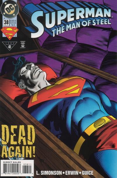 Superman: Dead Again!