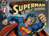 Superman: The Man of Tomorrow Vol 1 1
