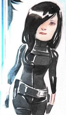 Talia al Ghul (Lil Gotham)