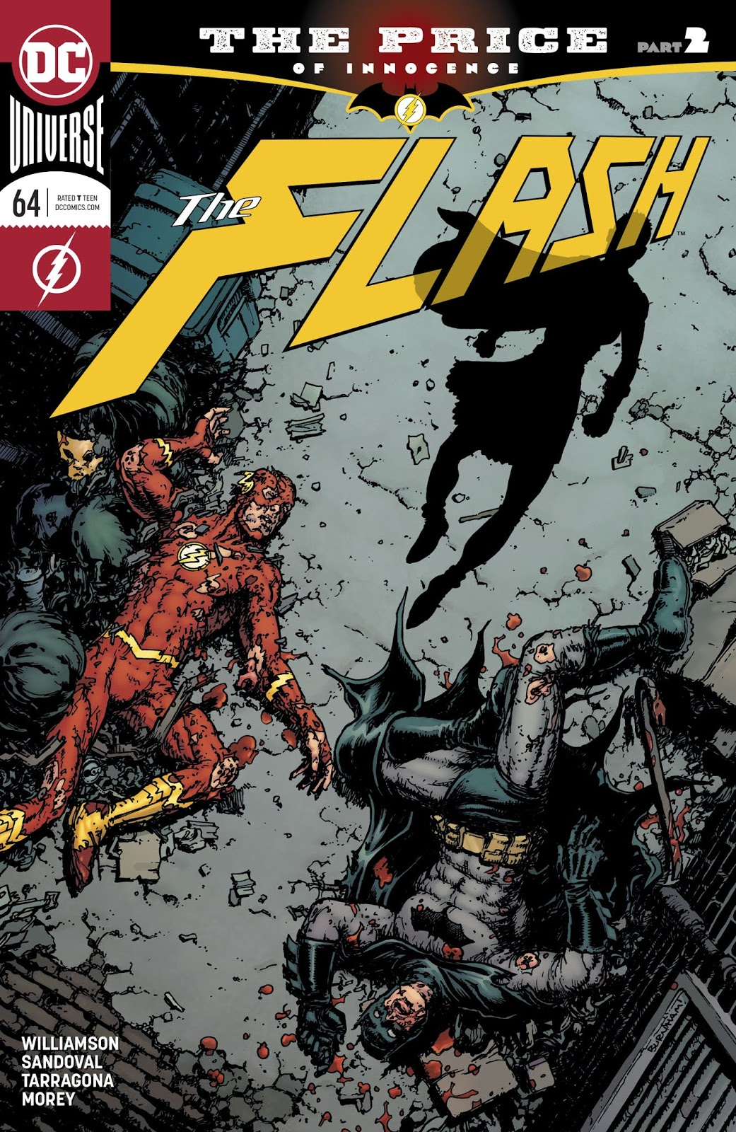 The Flash Vol 5 64