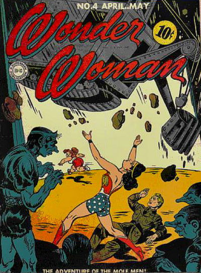 Wonder Woman Vol 1 4