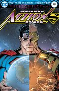 Action Comics Vol 1 989
