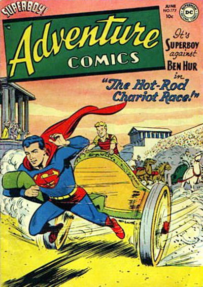 Adventure Comics Vol 1 177
