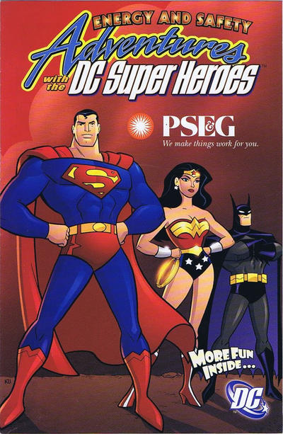 Adventures with the DC Super Heroes: Energy and Safety