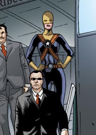 Agent Liberty II (New Earth)