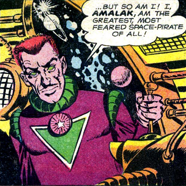 Amalak (Earth-One)