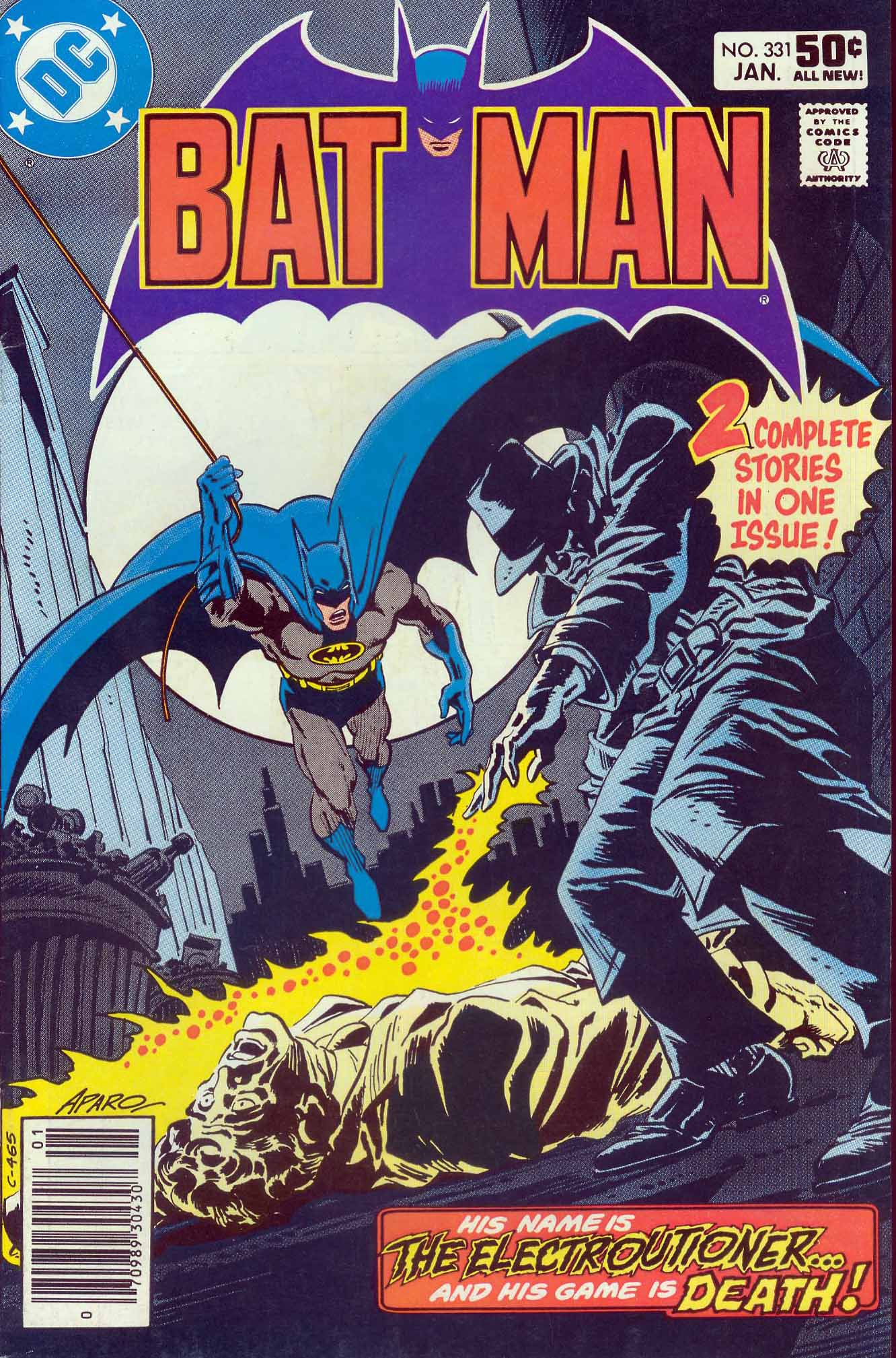 Batman Vol 1 331