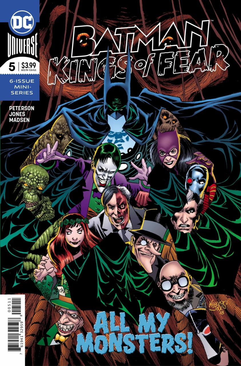Batman: Kings of Fear Vol 1 5